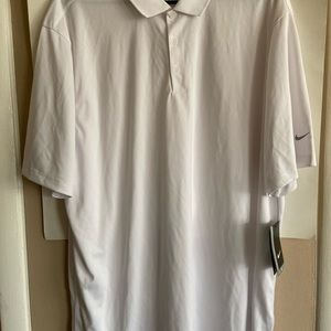 NWT Men's Nike Golf Sri fit polo XL